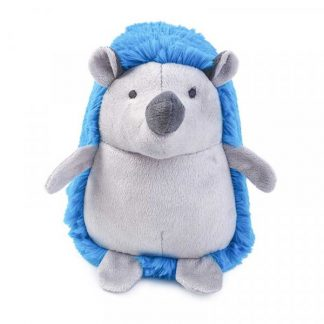 Zoon Miniplay Blue Hoglet Dog Toy