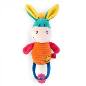 Zoon Miniplay Donkey Dog Toy