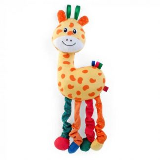 Zoon Miniplay George Giraffe Dog Toy