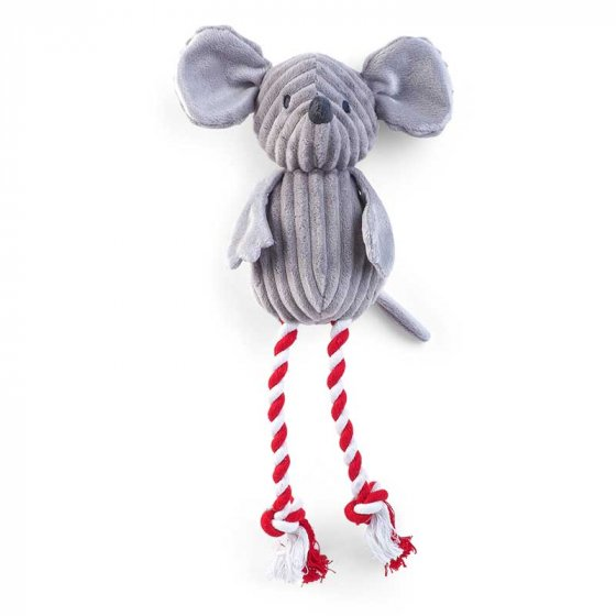 Zoon Miniplay Mouse Dog Toy