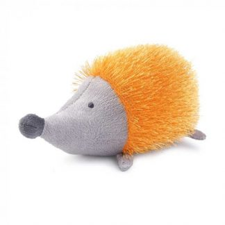 Zoon Miniplay Orange Hoglet Dog Toy