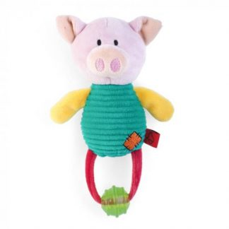 Zoon Miniplay Piggy Dog Toy