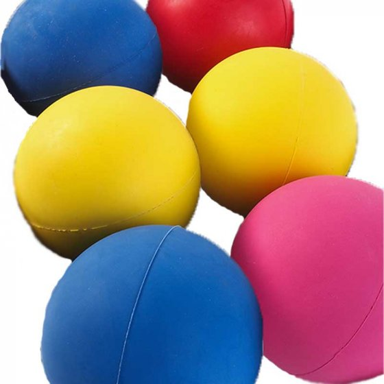 Zoon Pooch Rubber Ball Dog Toy