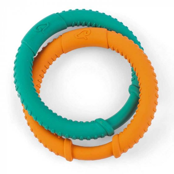 Zoon Rubber Dog Links