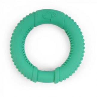 Zoon Rubber Dog Ring 9cm