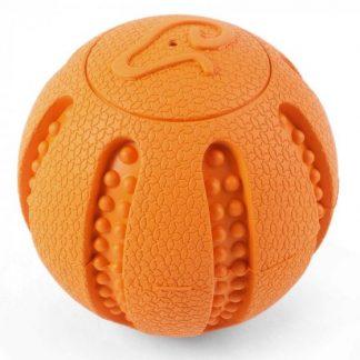 Zoon Rubber Squeak Ball 6cm