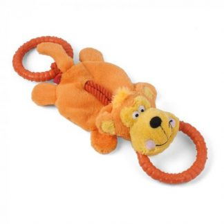 Zoon Tugga Chimp Dog Toy