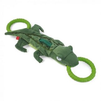 Zoon Tugga Gator Dog Toy