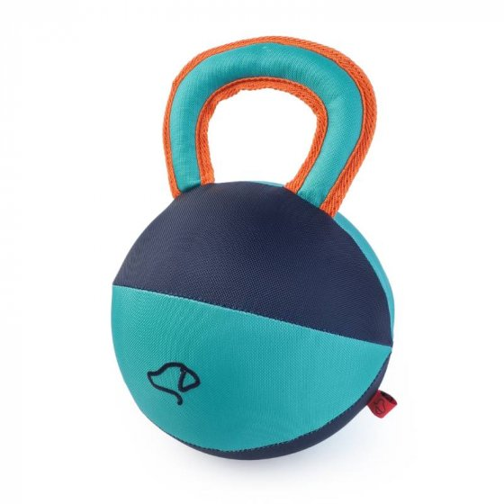 Zoon Uber-Activ Lob - A - Ball Dog Toy