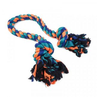 Zoon Uber-Activ Rope Mega Tug Dog Toy