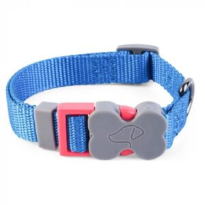 Zoon Walkabout Dog Collar - Blue