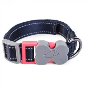 Zoon Walkabout Dog Collar - Jet