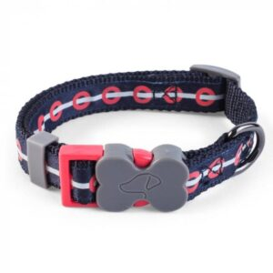 Zoon Walkabout Dog Collar - Red Ring