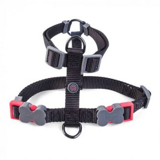 Zoon Walkabout Dog Harness - Jet