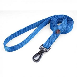 Zoon Walkabout Dog Lead - Blue