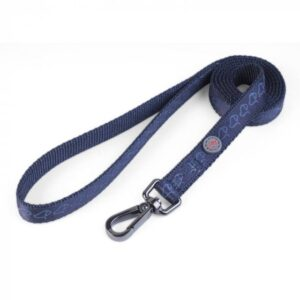 Zoon Walkabout Dog Lead - Blue Brand