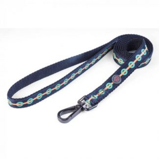 Zoon Walkabout Dog Lead - Green Ring