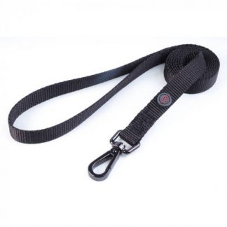 Zoon Walkabout Dog Lead - Jet
