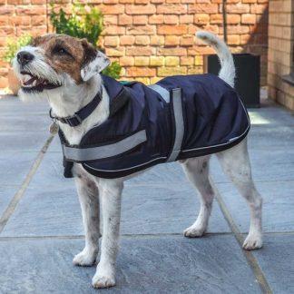 Zoon Walkabout Waterproof Comfort Coat Navy