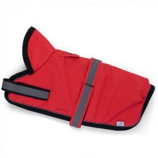 Zoon Walkabout Waterproof Comfort Coat Red