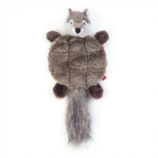Zoon Wolf Dog Toy