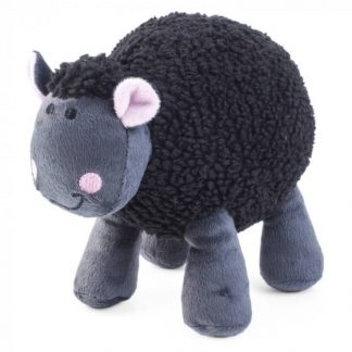 Zoon Woolly Lamb Dog Toy