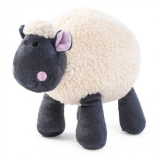 Zoon Woolly Sheep Dog Toy
