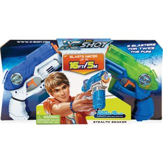 Zuru - X Shot Stealth Soaker Twin Pack