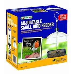 Gardman Adjustable Small Bird Feeder