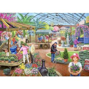 At The Garden Centre Jigsaw Puzzle