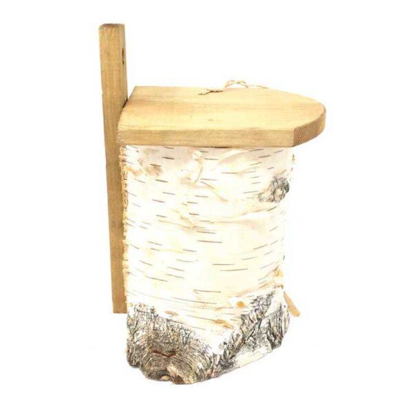 Tom Chambers Birch Nest Box