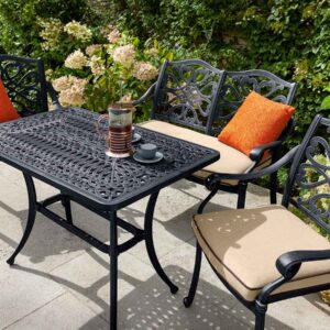 Hartman Capri Coffee Table Set in Bronze
