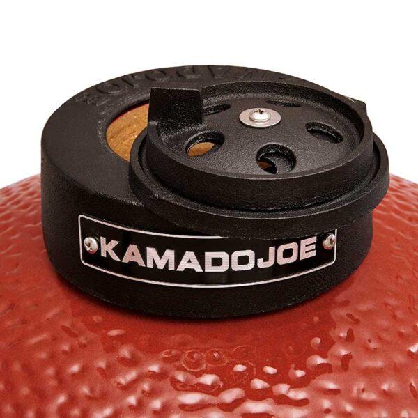 Kamado Joe Classic I Premium Ceramic Barbecue (Red) #KJ23RH (Lid)