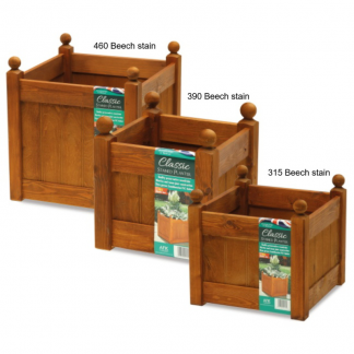 AFK Classic Planters Beech Stain