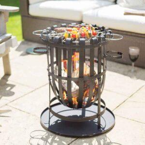 Cook up a feast on the La Hacienda Vancouver Firebasket