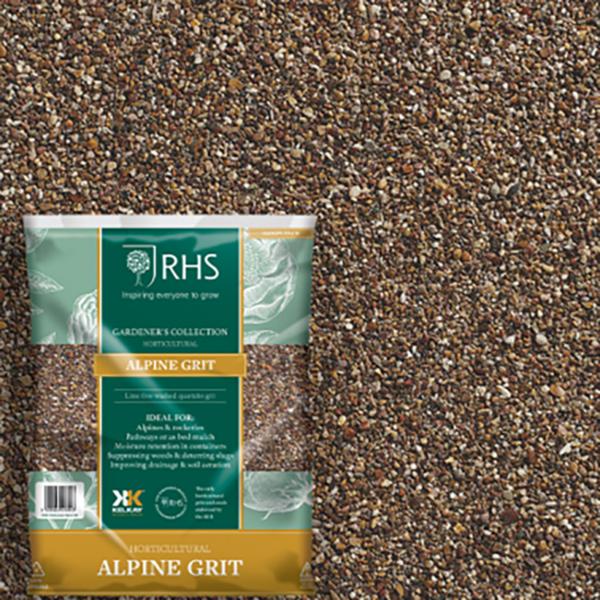 Kelkay RHS Horticultural Alpine Grit (Handy Pack)