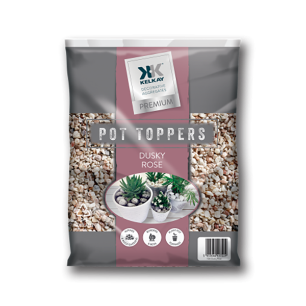 Kelkay Pot Topper - Dusky Rose Handy Pack