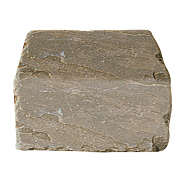 Borderstone Natural Tumbled Cobble Set 100mm x 100mm (Sycamore)