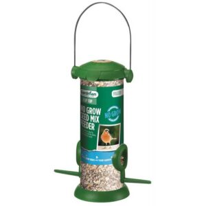 Gardman Flip Top Filled Mealworm Feeder
