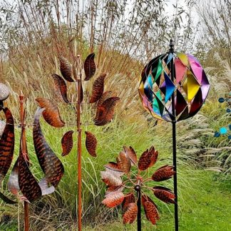 Wind Spinners & Sculptures