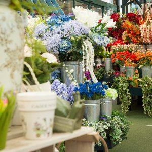 Silk Flowers & Floristry