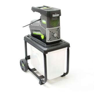 The Handy Electric Silent Shredder with Box & Self Feeding Hopper