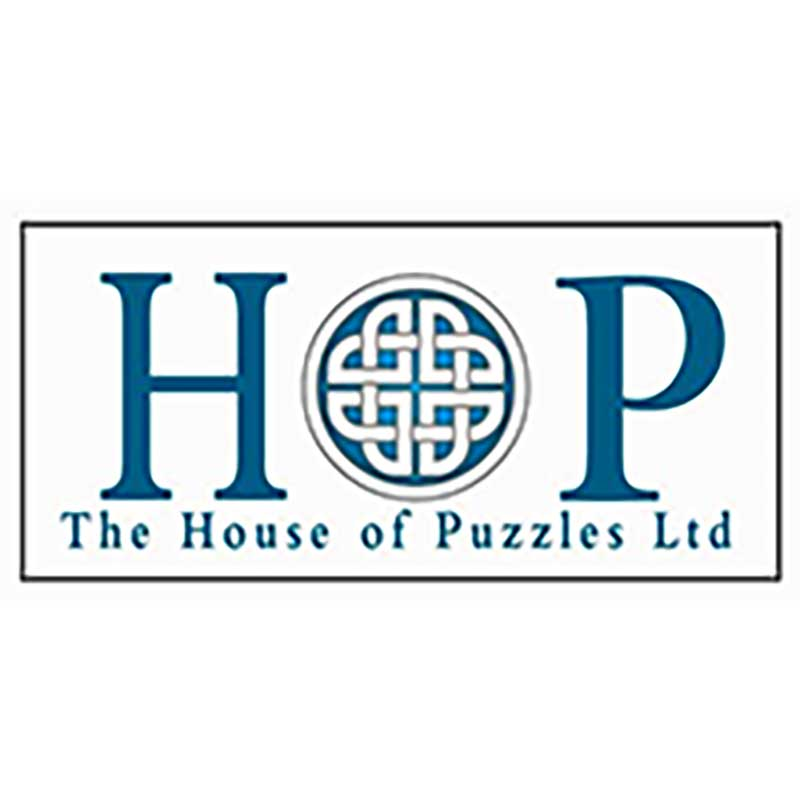 house of puzzles logo