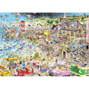 Gibsons I Love Summer 1000 Piece Jigsaw Puzzle