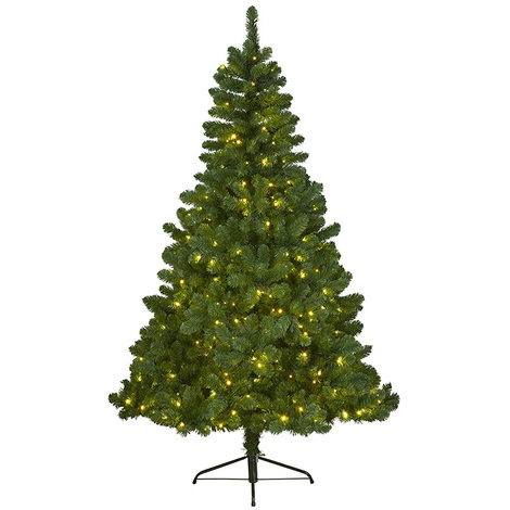 Everlands Imperial Pine Pre-Lit Artificial Christmas Tree