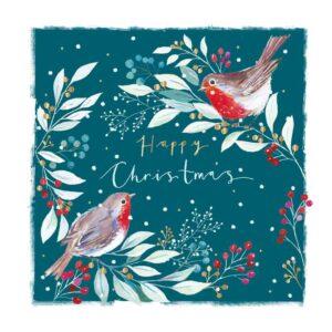 Ling Design Christmas Robins