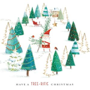 Ling Design Tree-Rific Christmas