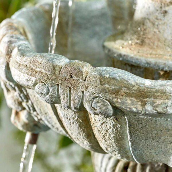Kelkay Lioness Fountain Water Feature