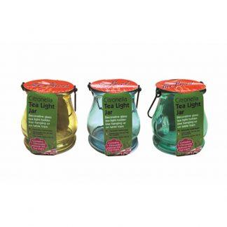 The Buzz Tea Light Jar