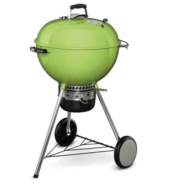 Weber Master-Touch GBS Charcoal Grill Barbecue 57cm (Spring Green)